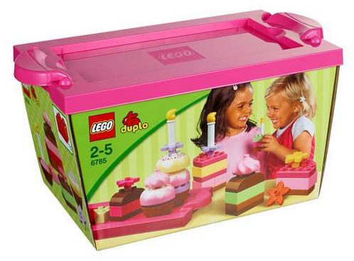 LEGO DUPLO Lustiges Kuchen-Spielset