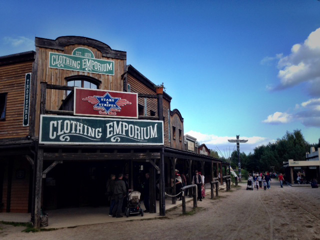 El Dorado-Templin – Die Westernstadt
