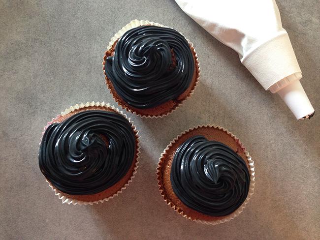 halloween muffins für kinder