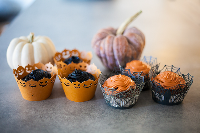 Halloween Muffins / Cupcakes