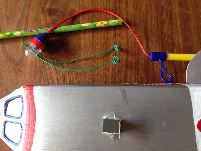 raketenlaterne basteln aus tetrapack
